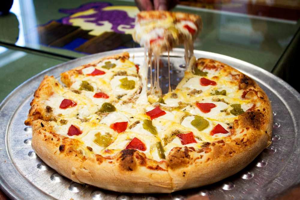 Pizza mágica